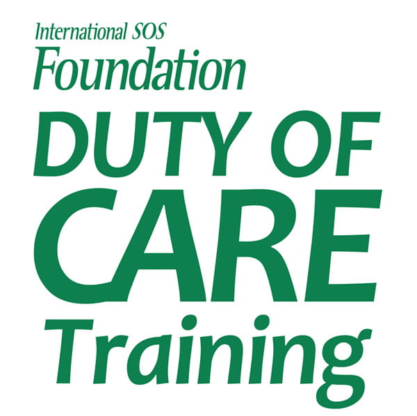 duty of care training logo